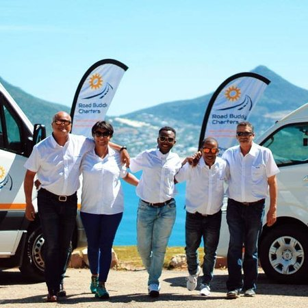 Chapman's Peak Drive: Road Buddy Charters Specializing in airport transfers, tours, Scholar transportation, Harbour transfers and more!