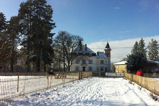 Domaine équestre du Chateau de la Gentille
