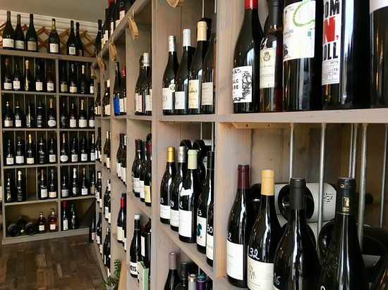 Carte des vins et champagnes...
