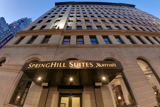 SpringHill Suites Baltimore Downtown/Inner Harbor Hotel