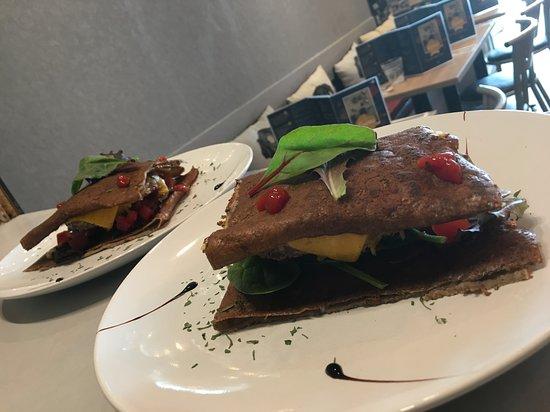 La Licorne: Burger Galette