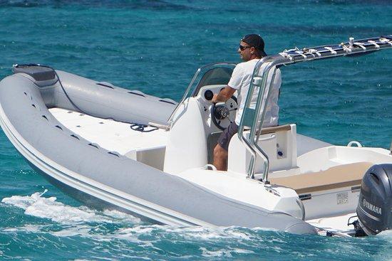 Zonza boat rental
