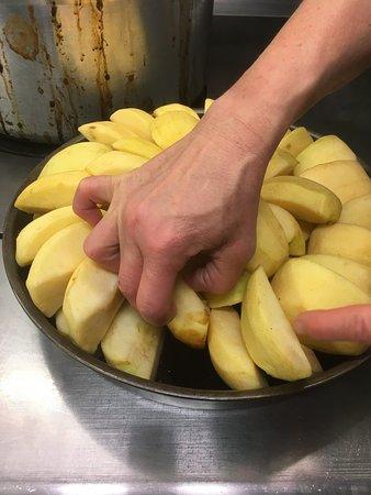 La Côtelette: bon, restaurant grenoble