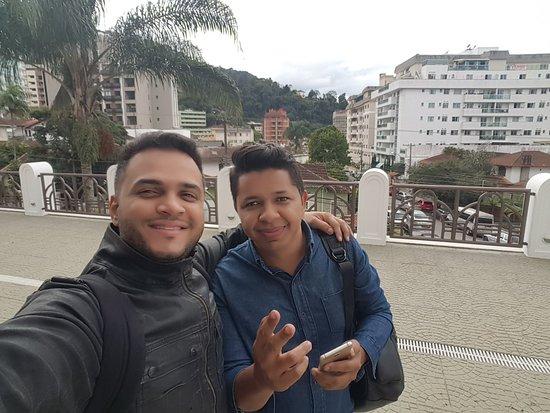 Teresopolis, RJ: Passagem em Teresópolis com amigos