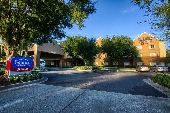 Fairfield Inn & Suites Jacksonville Airport Hotel