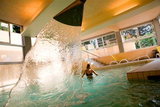 Bagni di Lucca, Italija: Thermal Swimming Pool