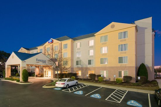FAIRFIELD INN COLUMBIA NORTHWEST/HARBISON $80 ($̶9̶6̶