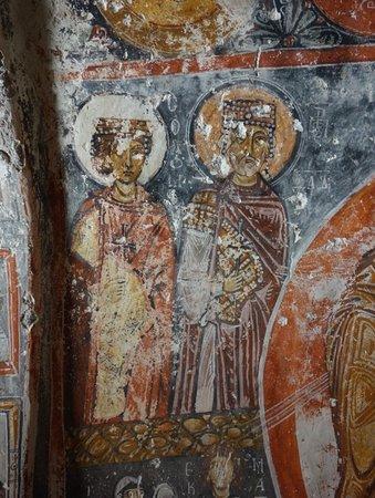 Soganli Valley: Tahtali kilise fresco