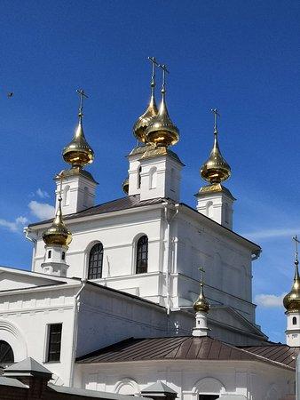 Holy Dormition Monastery: Златоглавая красава...