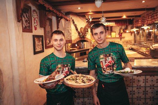 Ресторан Olio pizza на Гаванной,7
