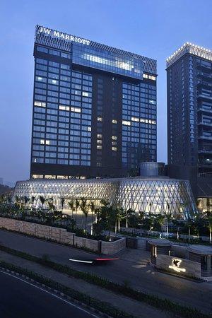 Exterior - Picture of JW Marriott Hotel Kolkata, Kolkata (Calcutta