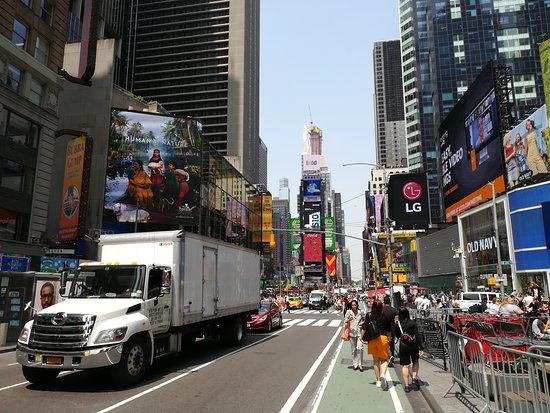 Таймс-сквер иТеатральный квартал: Times square