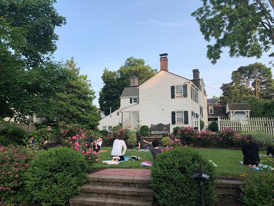 The Samuel Fleming house Museum and garden