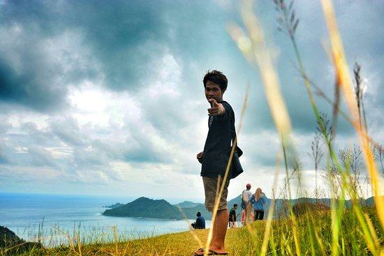 Desa Sekotong Barat, Indonesia: Bowun mas  Skotong
