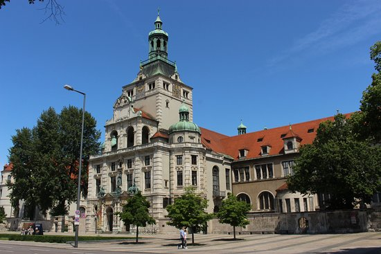 Bavarian National Museum (Bayerisches Nationalmuseum)