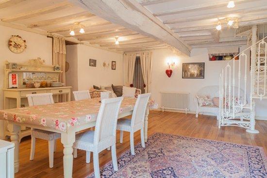 Barbery, Frankrig: La salle à manger