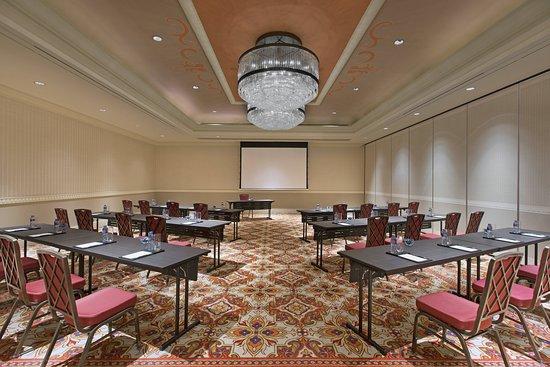 Sheraton Grand Macao: Meeting room