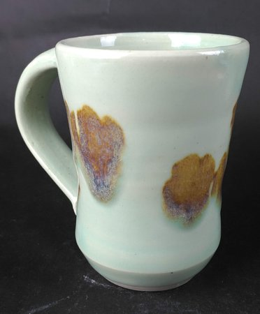 Trade, TN: porcelain mug