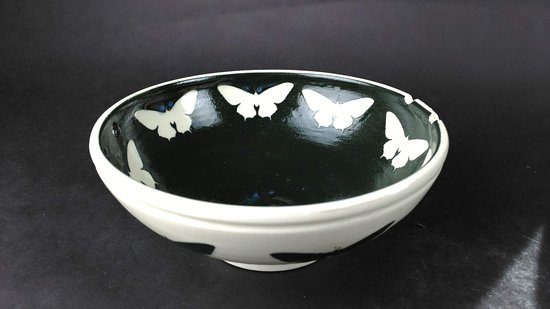 Trade, TN: Butterfly bowl
