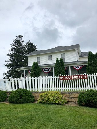 Field of Dreams Movie Site Guided Home Tour in Dyersville – fotografia