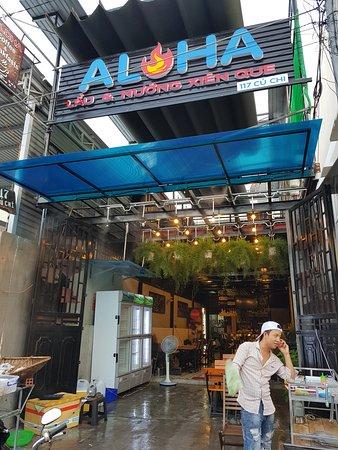 Aloha Lau Nhung Xien Que: daily open
