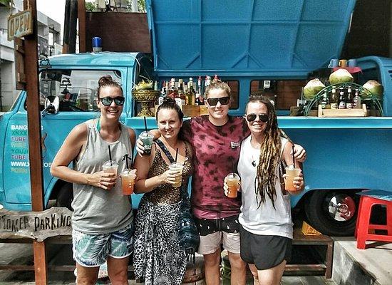 Bali, Indonesia: Ladiea