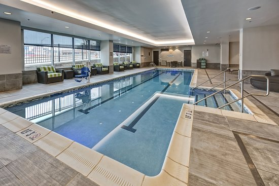Residence Inn by Marriott Kansas City Downtown/Convention Center: Recreation