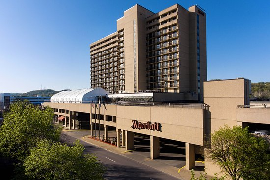 Roaches In This Hotel - Review of Charleston Marriott Town Center