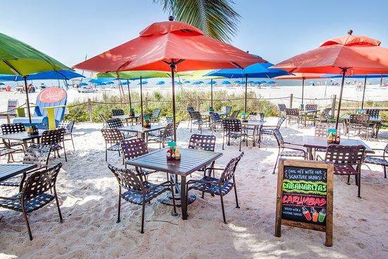 Cabañas Beach Bar & Grille