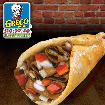 Greco Pizza: Greco Donair