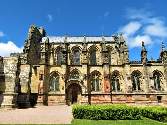‪Rosslyn Chapel‬