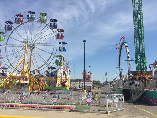Discoverwarman.com  ​Thu Jun 20th 3:00pm - Sun 23rd 7:00pm  Don't miss the exciting Carnival in Warman! There are rides for all ages and all levels of riding.