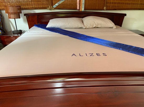 Hotel les Alizes du Lac: Présentation Lit