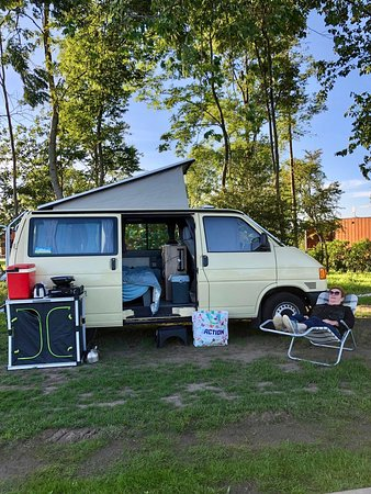 Een paar mooie dagen bij camping de 4 elementen in Stroobos 👍🏼👍🏼