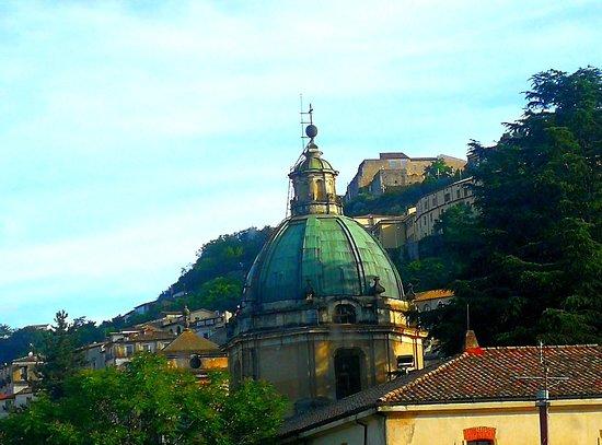 Κοσέντσα, Ιταλία: Scorcio centro storico di Cosenza.