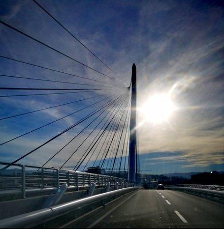 Κοσέντσα, Ιταλία: Ponte di Calatrava.