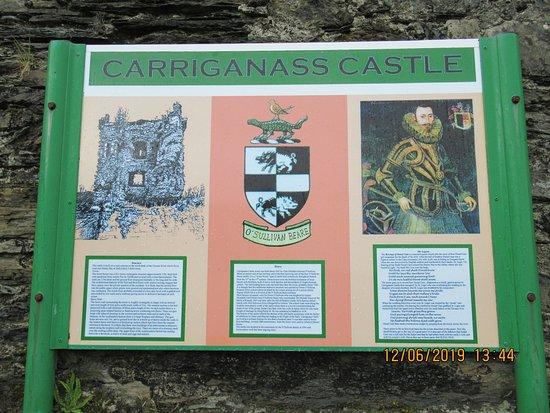 Kealkill, אירלנד: Info board