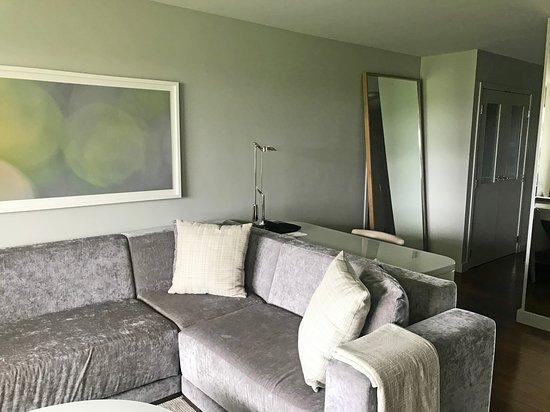 Livingroom in suite