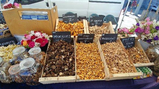 Plainpalais Farmers Market