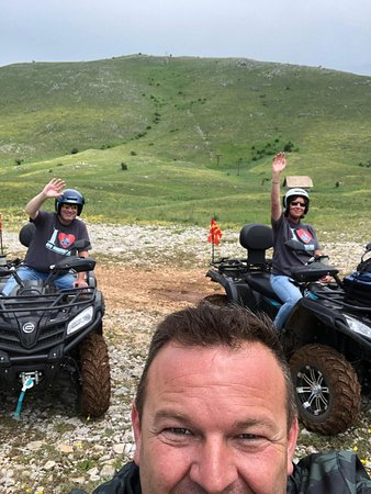 OHRID Quad Rent ATV Adrenaline
