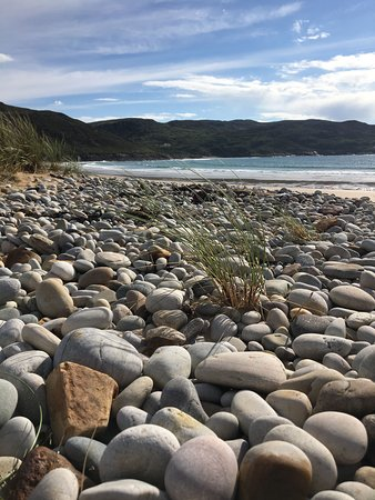 Tr Na Rossan beach.