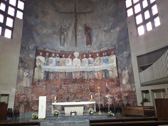 Chiesa di Santa Chiara a Vigna Clara