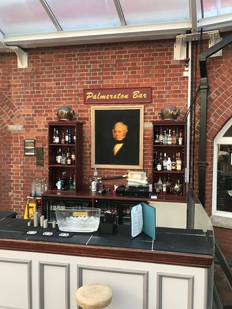 No Man's Fort: NMF Palmerston Bar