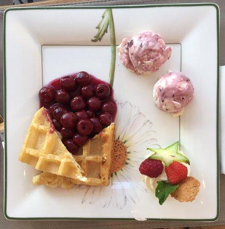 Maasdam, Hollandia: Fantastisches Essen!