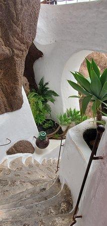 More beautiful stairs at Lagomar