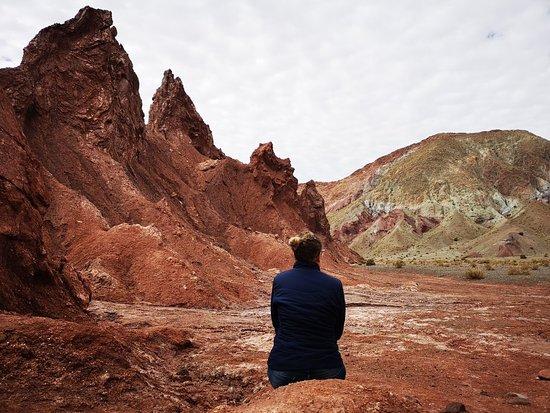 Eco Rutas Travel: Kourtney by Rainbow Valley - Atacama Desert