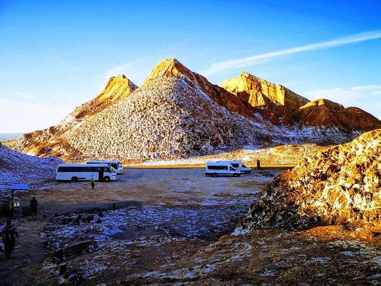 Eco Rutas Travel: Tours Valle de la Luna - Desierto de Atacama