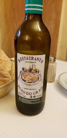 Joao do Grao : vinho branco da casa
