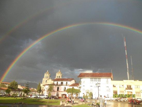 Cajamarca Region, Peru: CAJAMARCA UNA TARDE DE LLUVIA  CON KNOWING PERU JR.EL BATAN N° 177 CONTACTO 946861958