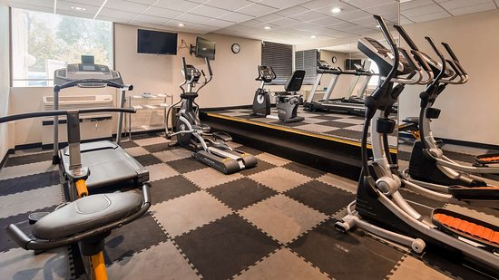 Best Western Sterling Hotel & Suites: Fitness Center